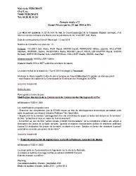 CR3 du 22 mai 2014