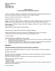 CR8 du 18 décembre 2014