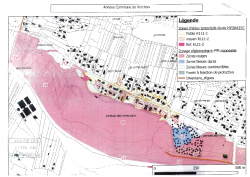 Annexe plan PPRI Verchaix du 07 02 2020